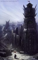 The Tower by artofjosevega