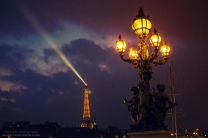 Le Paris qu'on Aime by oO-Rein-Oo
