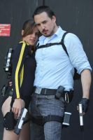 Tomb Raider cosplay for male by James--C