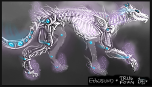 ZOIDS - Etherhund True by SakuraBomb