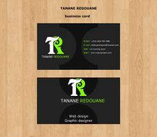 Bussiness Card by TRIO-3