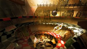 Alice: Relapse Pub W.I.P. by medders