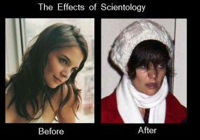 The Effects of Scientology by Luxordtimet