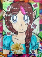 Prize: Hannah the Faerie by YuniNaoki