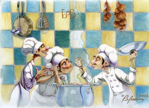 cucina by levyk