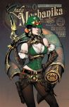 Lady Mechanika Wondercon 2012 by joebenitez