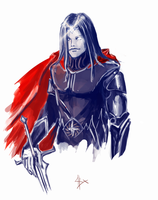 Feanor fanart by RoyalPaladin