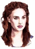 Padme Robe in Color by khinson