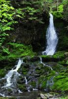 Dickson Falls 1 by Brian-B-Photography