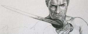 spartacus in progress .. :) by zaasgmn