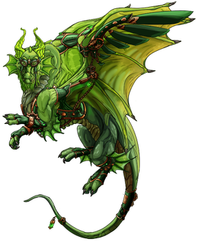 Emeraldin Guardian FR by Gingy1380