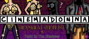 CIN: Shanghai Surprise by TheButterfly