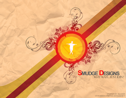 Smudge Designs Poster by FangKing