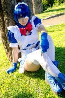 Ryomou Shimei - Ikki Tousen / Battle ver. by Inoshindashin