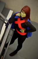 YJ: Miss Martian II by Aigue-Marine
