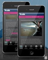 Iphone Project Vocable App by JFDC
