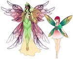Pixie and Queen by rika-dono