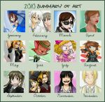 Art Summary 2010 by ProSonic