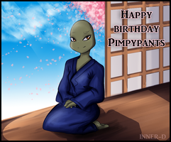Birthday present - Pimpypants by Inner-D
