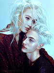 manip // Lucky Blue Y Sabrina Carpenter 2 by xBook-Coversx