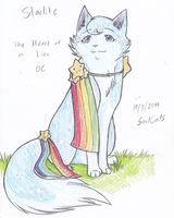 Starlite of The Heart of a Lion by SoulCats