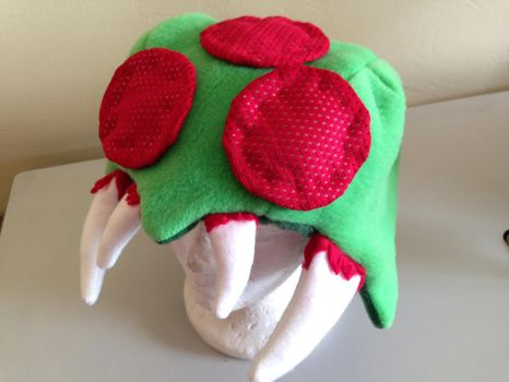 METROID Hat by tacksidermia