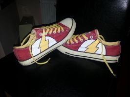 The Flash Converse by Master-Bruce