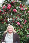 A smile with camellias by ingeline-art
