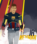 Captain Barcelona by CoolDes
