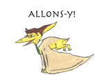 Allons-y by Artdirector123
