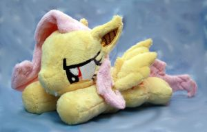 Flutterbat 8in Plush by TheHarley