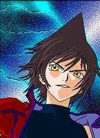 Face of thunder by Verdy-K