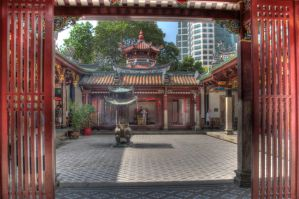 Singapore China Town by DrDrum666