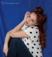 Pinup Stock 9 by TrisStock