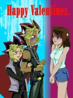 Happy Valentines by LeDiz