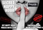Secret Happy Hour by therealtommyg