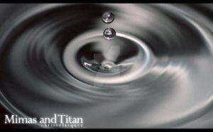 mimas and titan by itwasalladream