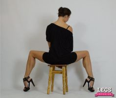 LegsEmporium Elena the Legs Goddess for a reason by LegsEmporium