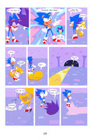 Sonic the Hedgehog the Comic pg 19 by bulgariansumo