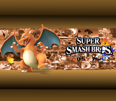 Charizard Wallpaper by CrossoverGamer