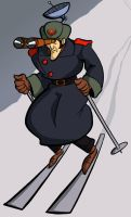 Character Redesign:Inspector Gadget by MJRainwater