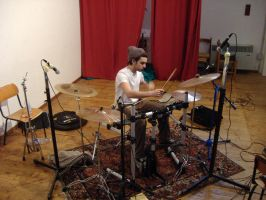 The Drum Recording by KCtunes