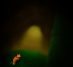 Into The Cave by LolFox24