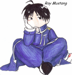 Roy Mustang 2 by Roy-mustang-luver