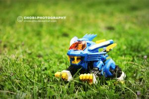 Lil' Blade Liger Out on the Run! by CHOBI-PHO