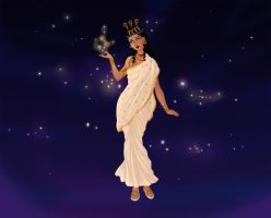 Inanna by DarthCrotalus