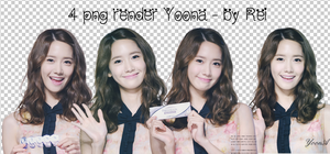 4 png render Yoona - cut by Rei by linhchidth