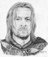 Boromir, Lord Of Gondor by alylovesu2
