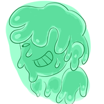 ...................slime man by IWantToBrowsefuckyou