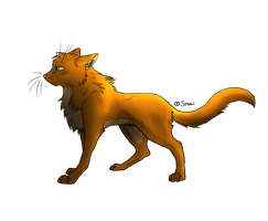 Firestar by Chimaruk